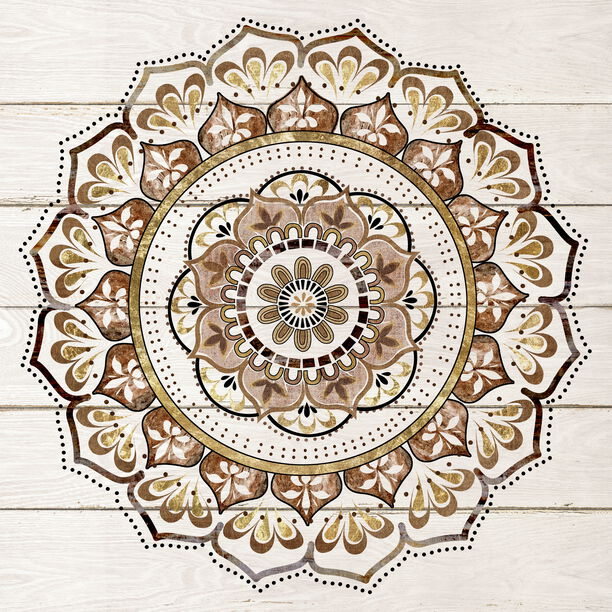 Wall Art Print On Wood image number 0