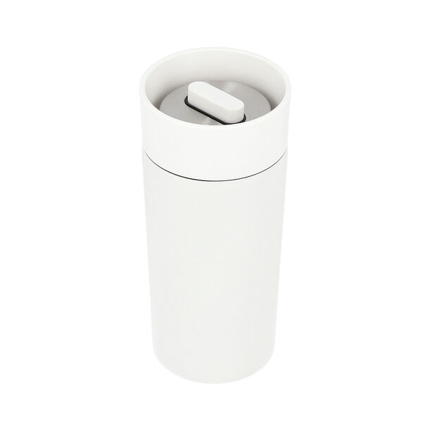 Thermo Mug Inclination 350Ml Stainless White image number 1