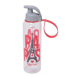 Herevin Plastic Sports Bottle V:0.75L Paris Design