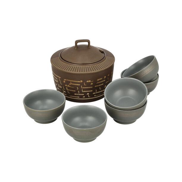 Ancient Soup Tureen Set image number 1