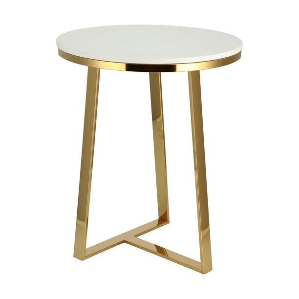 Side And Accent Table Marble image number 1