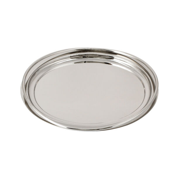 Steel Tray Round Fence Silver image number 3