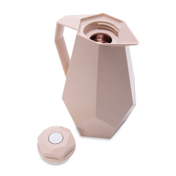 Dallety Plastic Vacuum Flask 1 L image number 2