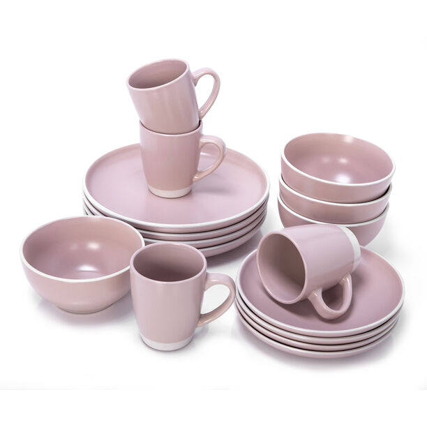 16 Pcs Dinner Set InCompact Gift Box  image number 1