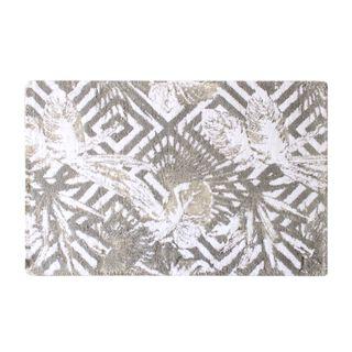 Cottage Cotton Bath Mat Tropic Gray 70X120 Cm