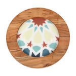 Arabesque Round Charger Plate image number 1