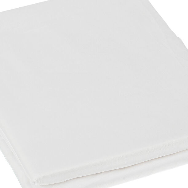 Fitted Sheet White 200*200 Cm image number 2