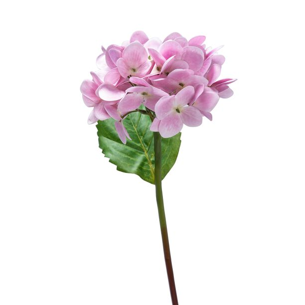 Artificial Flower Hydrangea Pink image number 0