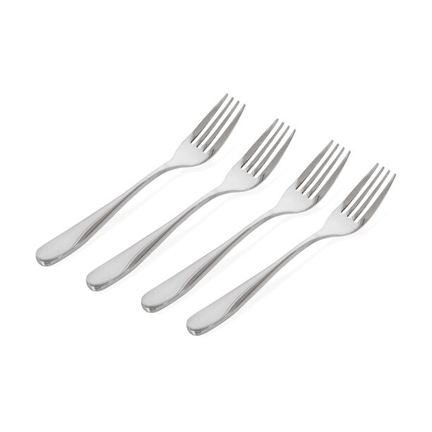 La Mesa 4 Pcs Dinner Fork image number 0