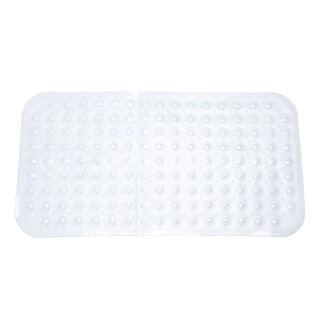 Cottage Shower Mat Clear 38X70Cm