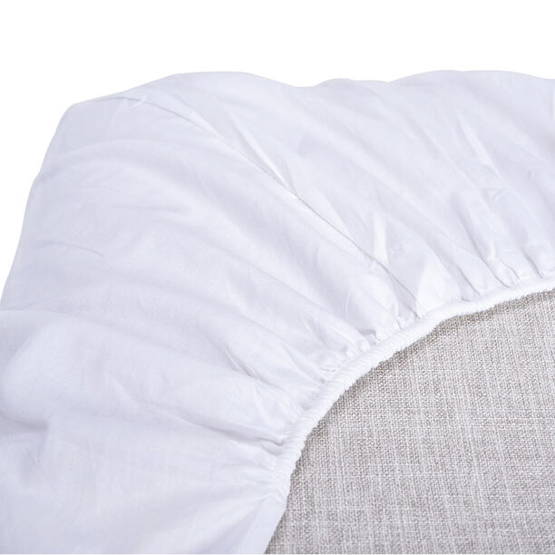 Fitted Sheet White 180*200 Cm image number 1