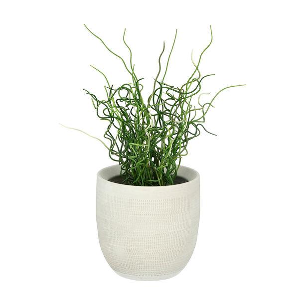 Ceramic Planter Grey image number 1