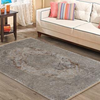 Cottage Silky Carpet Velvet Cream 80X150 Cm