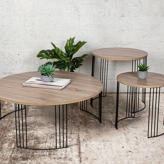 Coffee Table Oak Color