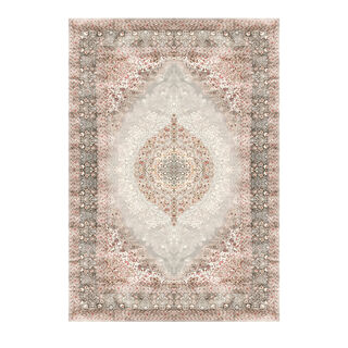 Cottage Silky Carpet Velvet Beige 80X150 Cm