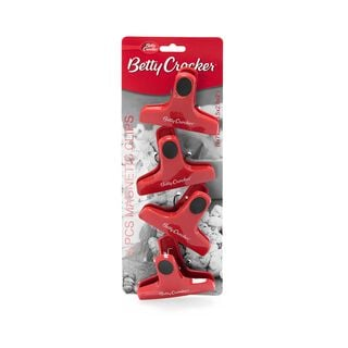 Betty Crocker 4Pcs Kitchen Clips