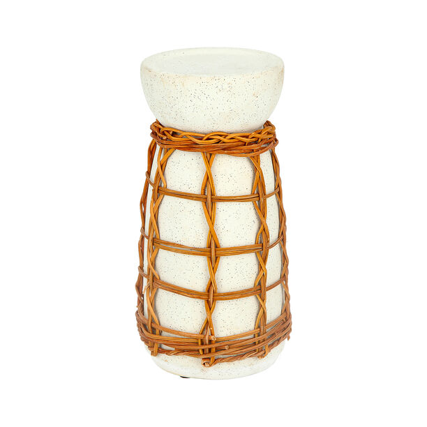 Ceramic Candle Holder image number 0