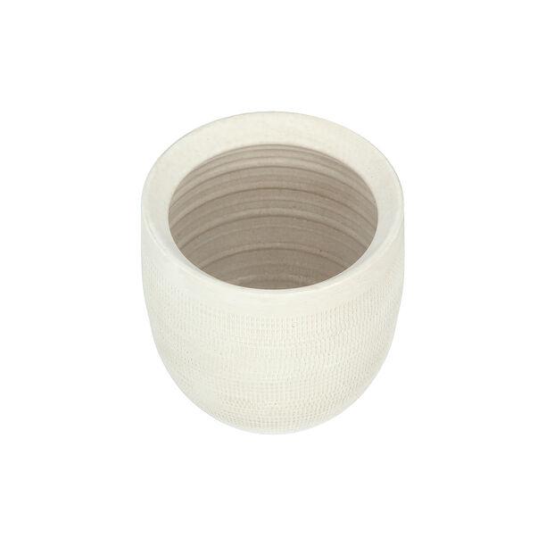Ceramic Planter Grey image number 2