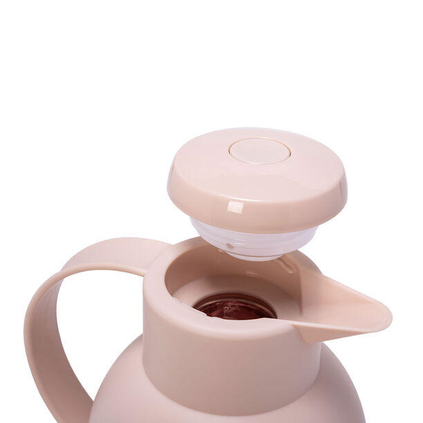 Dallety Plastic Vacuum Flask Sampa Sand 1.5L image number 2
