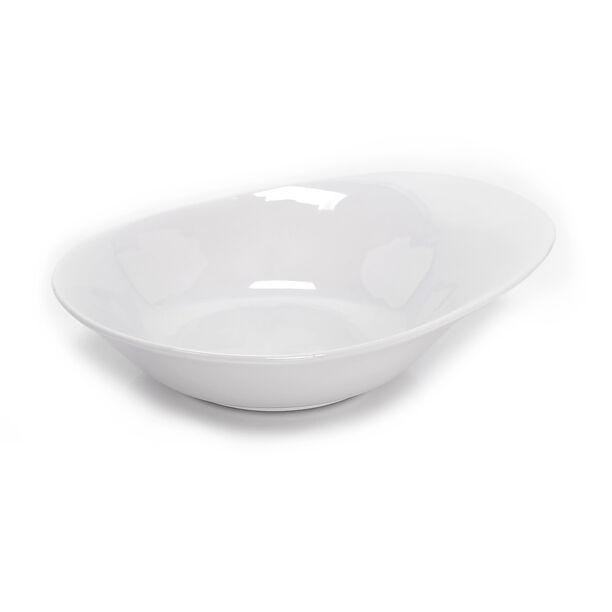 Pebble Bowl 25.5* 20*5.5Cm image number 0