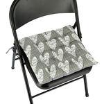 Cottage Kitchen Chair Pad L: 40 * W: 40 Cm Vintage Design image number 2