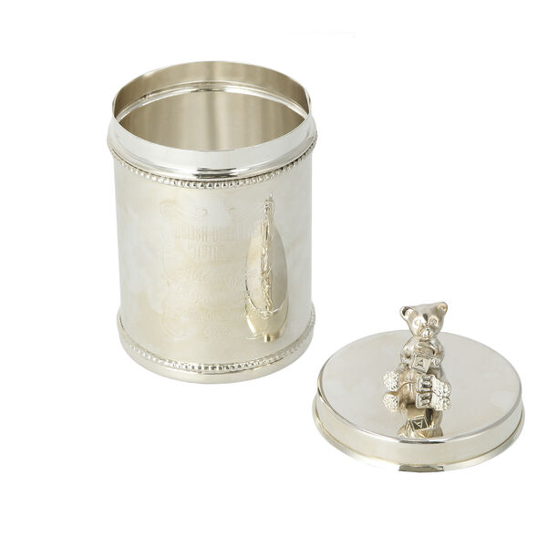 AMBRA SILVER PLATED BOX image number 2