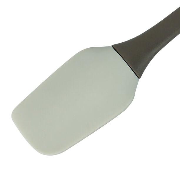ملعقة مسح سليكيون بمقبض بلاستيك لون بني وازرق من البرتو  image number 2
