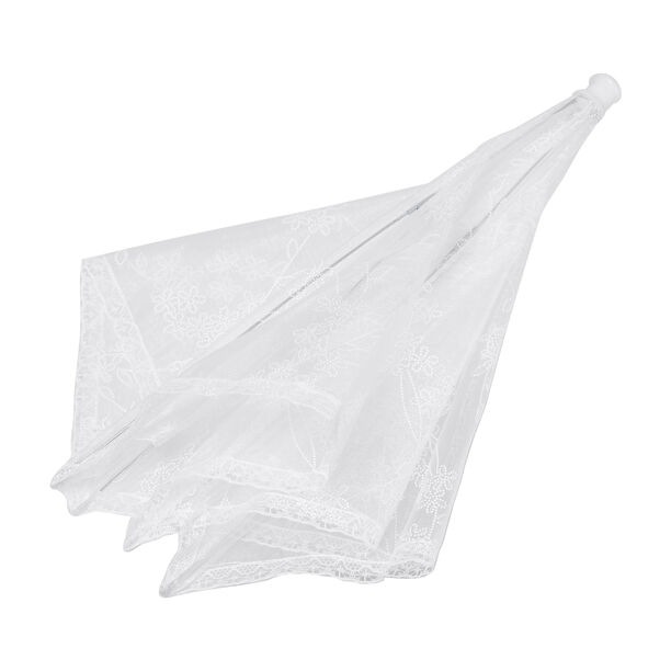 Chef Classics Foldable White Food Cover Prints image number 1