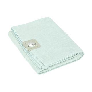 Cottage Maxlight Bath Sheet 100X150 Ice Blue