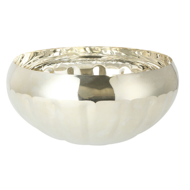 AMBRA SILVER PLATED BOWL image number 1