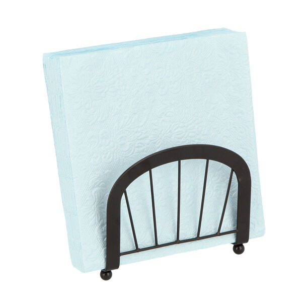 Elegance Serving Napkins Paper Square Blue image number 2