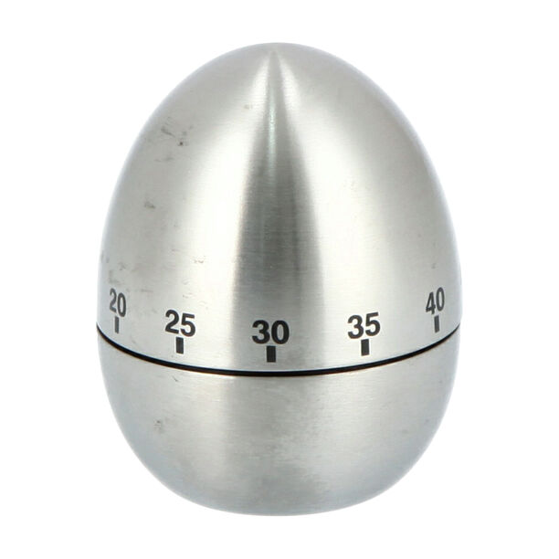 Stainless Steel Egg Timer image number 1