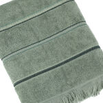 Towel Stripe Green image number 1