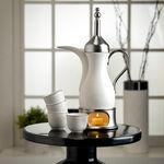 Poy With Warmer Porcelain Samrkand image number 0