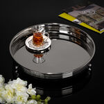 Steel Tray Round Ribbed image number 0