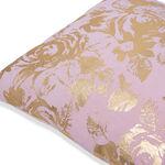 Cuhsion Cotton Print Gold Foiled Print On Velvet 45X45 Cm image number 2
