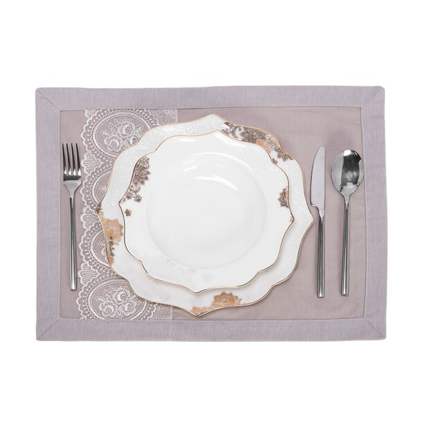 Cynthia Efi 2 Pieces Place Mat Set image number 1