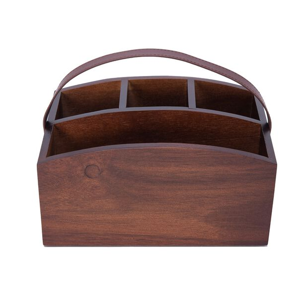 منظم خشب لادوات المطبخ من البرتو image number 1