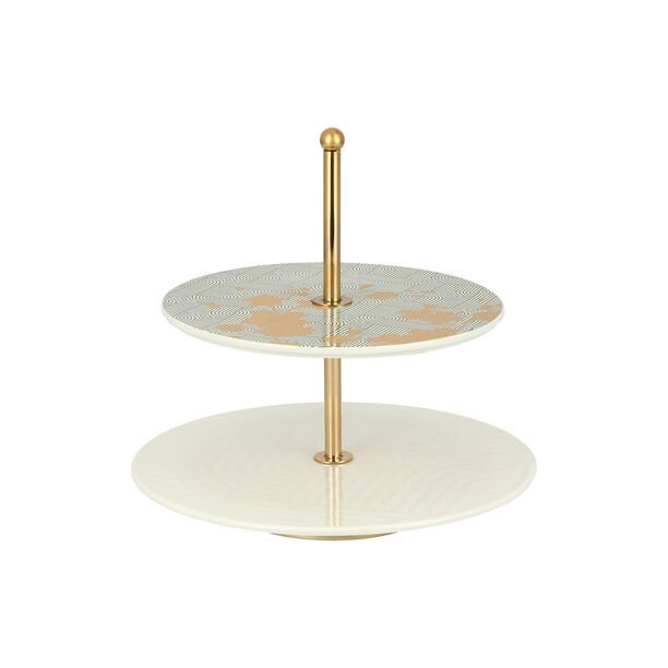 Harmony 2 Tiers Cake Stand image number 1