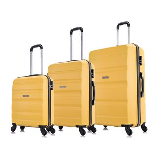 3 PCS BAGS YOUTH YELLOW