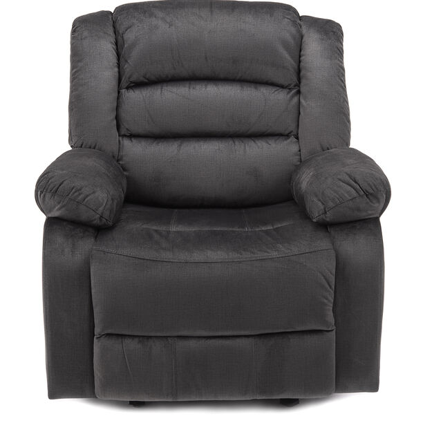Rocking 1 Seater Recliner Dark Green  image number 1