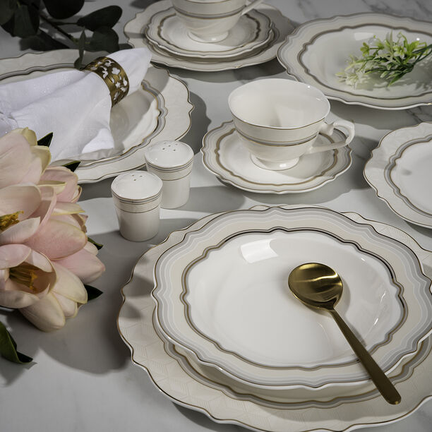 32 Pcs Porcelain Dinner Set image number 0