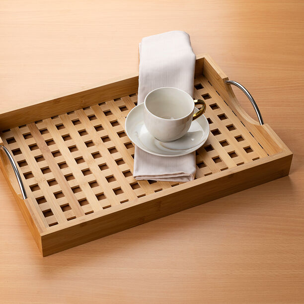 Bamboo Serving Tray  image number 3
