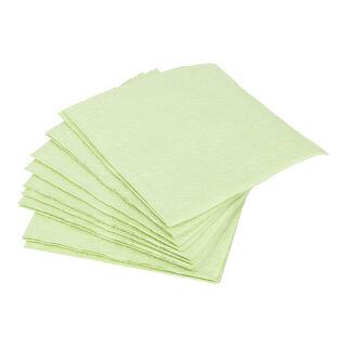 Elegance Serving Napkins Paper Square Green