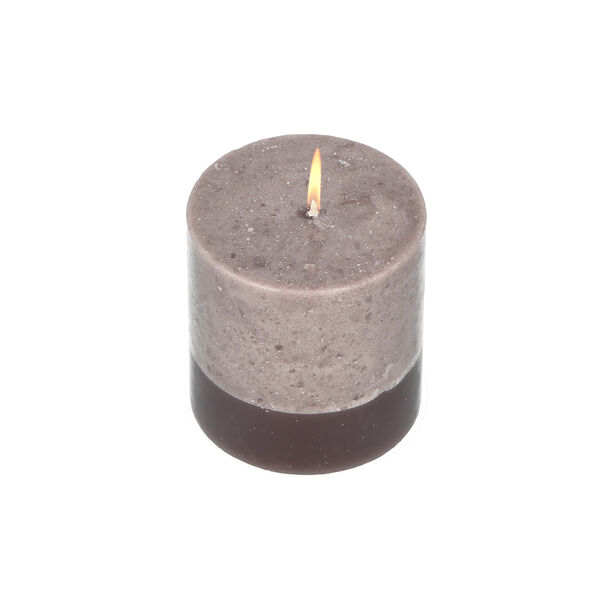 Pillar Candle Collection Mink Stone image number 2