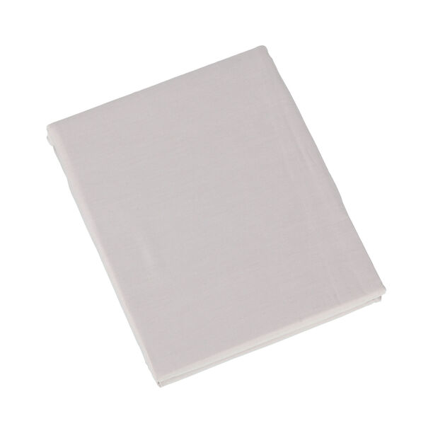 Fitted Sheet 180*200+35 Light Grey image number 1