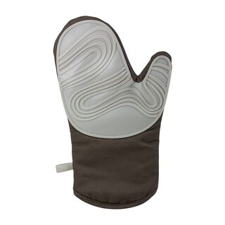 Alberto® Cotton and Silicone Oven Glove - Heat Resistant