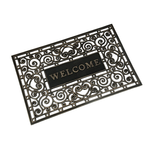 Wrought Iron With Welcome image number 0