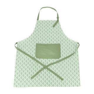 Alberto Kitchen Apron - Green Design