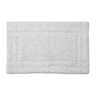 Cottage Cotton Bathmat Frame White